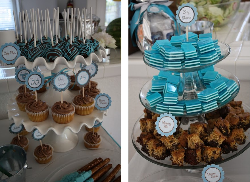 Decoracion Baby Shower Varon ~ Baby Shower Food Ideas Baby Shower Ideas Varon